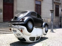 За Volkswagen Beetle
