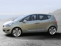 Да разтворим вратите на новия Opel Meriva